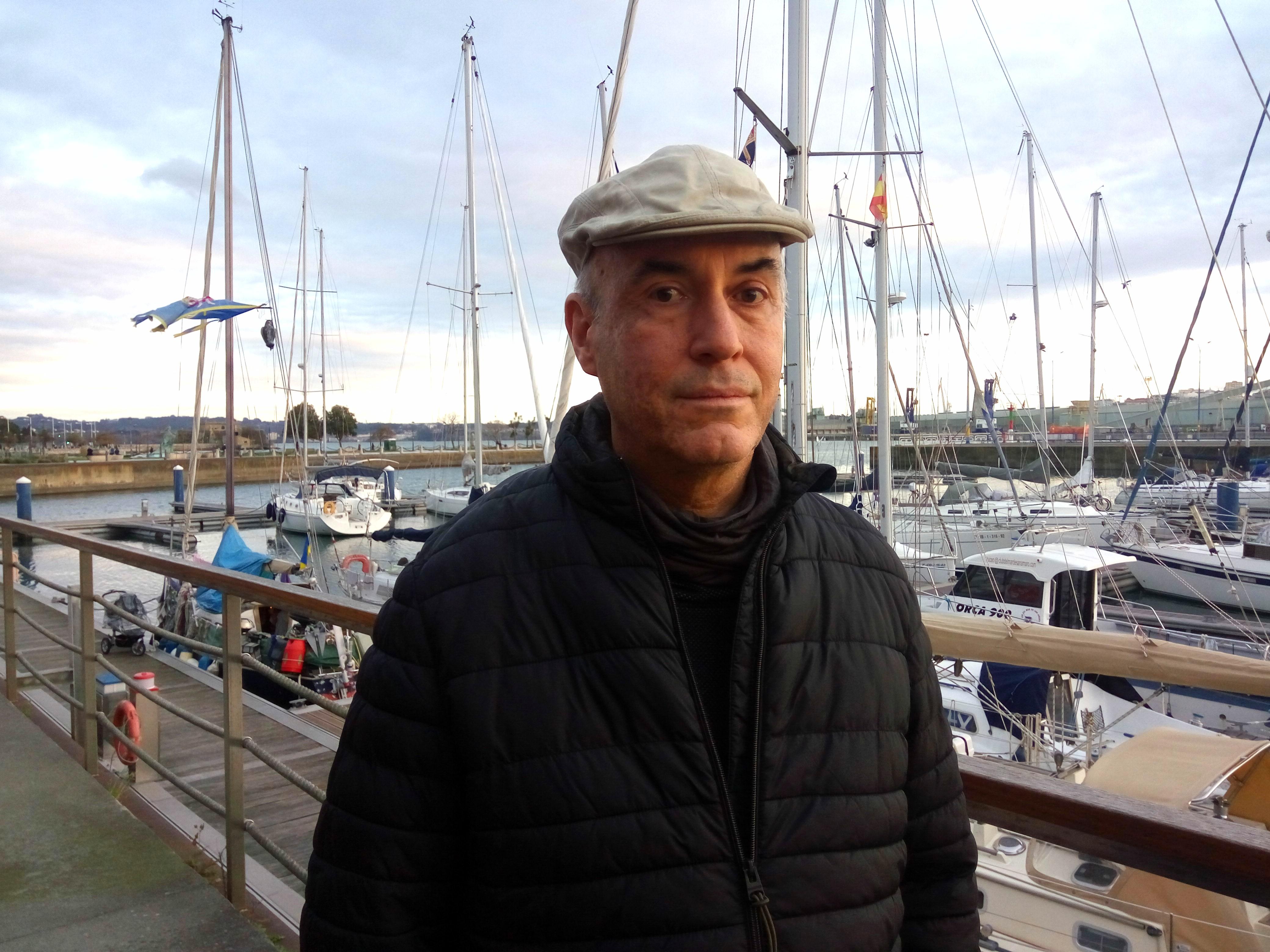 """Álvaro Orús, director de """"El principio del fin de las armas nucleares"""""""