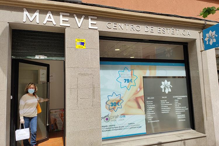 Maeve, centro de estética