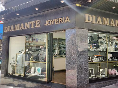 Joyería Diamante