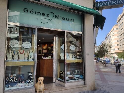 Joyería Gómez Miguel fachada