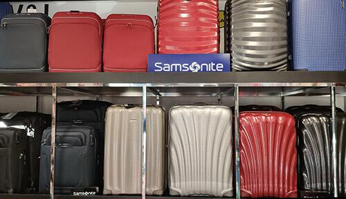 Maletas Samsonite en Travel