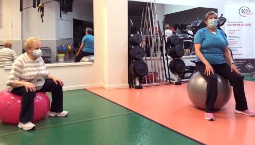 Entrenamiento personalizado en 360 Trainer