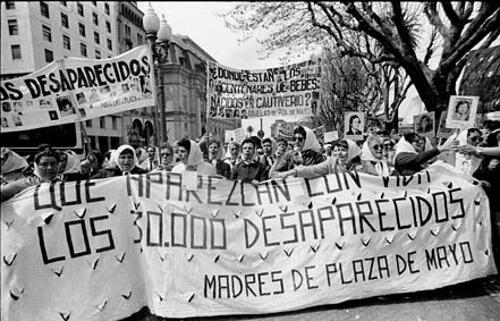 Madres de la Plaza Mayo