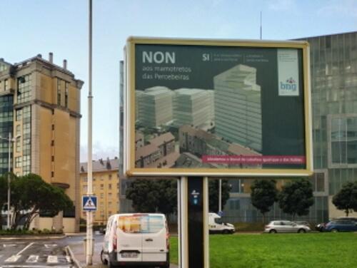 Campaña contra os mamotretos das Percebeiras