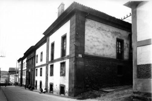 Hospital de la caridad, fundado por Teresa Herrera