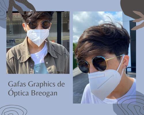 Gafas Graphics de Centro Óptico Breogán