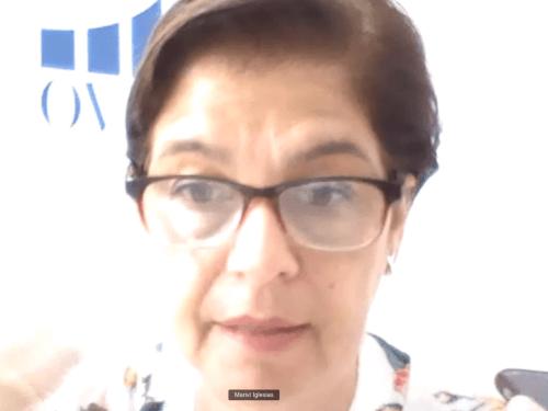 Mariví Iglesias, de La Ciencia es Femenino