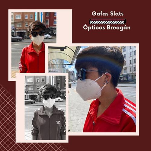 Sunglasses, Centro Óptico O Breogán: Gafas Slats